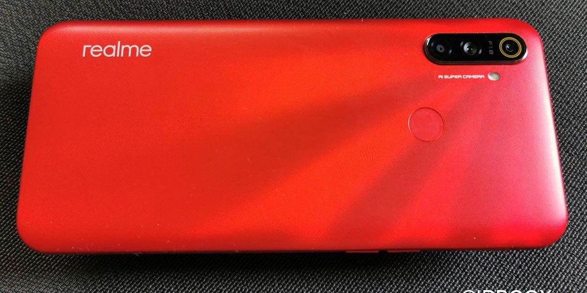 Realme C3 Test du smartphone avec une autonomie record