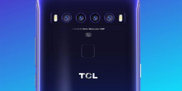 TCL 10 5G à un prix abordable en Europe