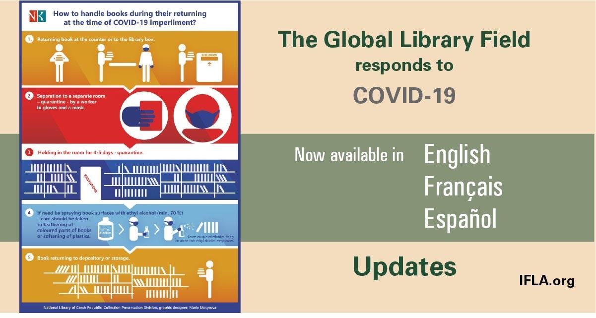 covid-19 comment desinfecter un livre consignes bibliotheques