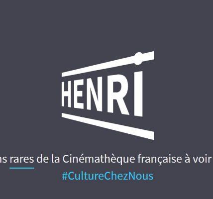 henri films cinema gratuits cinematheque confinement