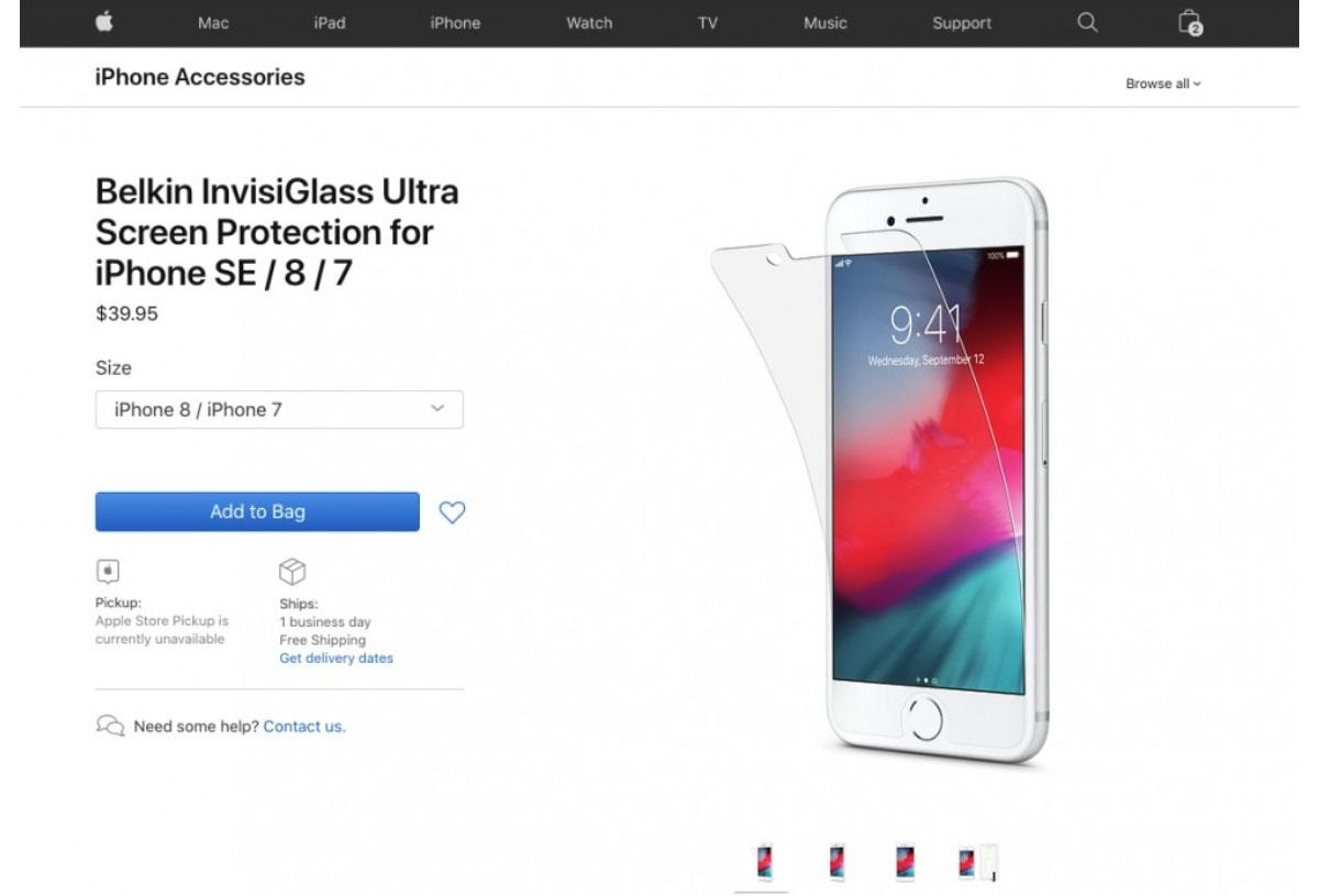 iPhone SE 2020, la date de sortie et sa fiche technique