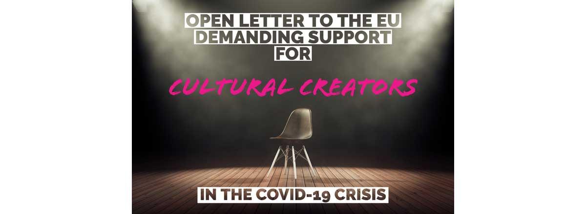 petition industries culturelles coivd-19