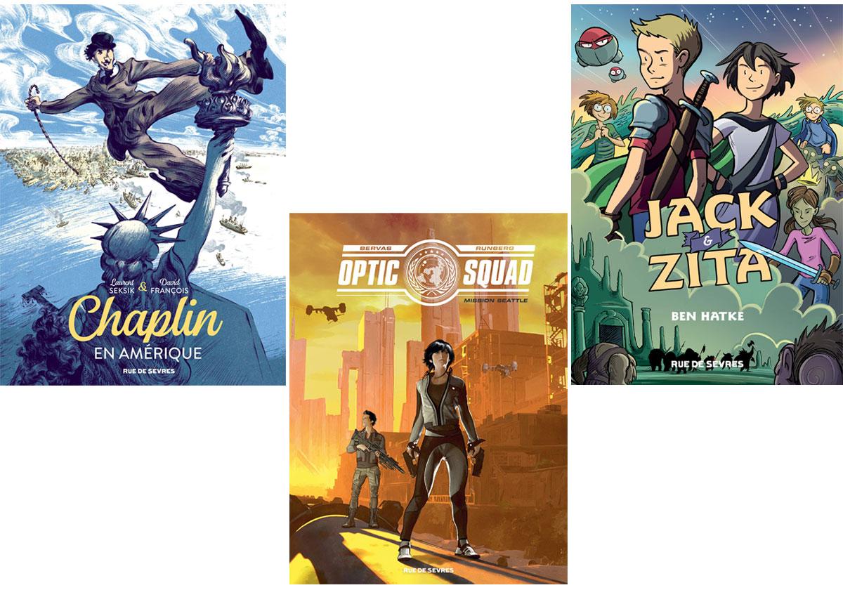 3 BD à lire ce week-end