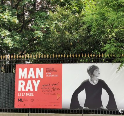 Expo Man Ray au Musée du Luxembourg