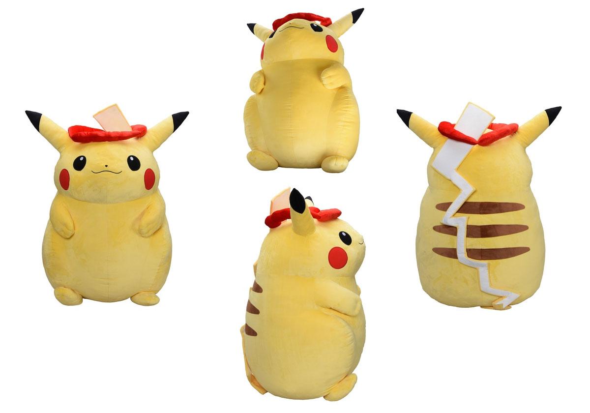 Pokémon des nouvelles peluches Gigamax géantes