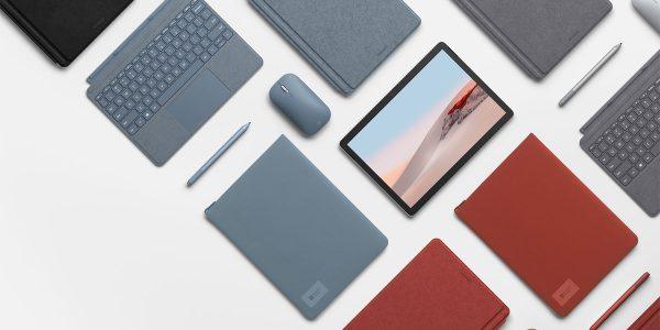 Black Friday - Pack Microsoft Surface Go 2 en promotion