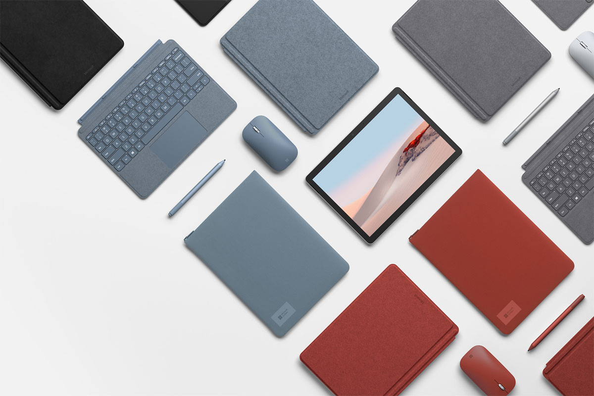 Black Friday - Pack Microsoft Surface Go 2 en promotion