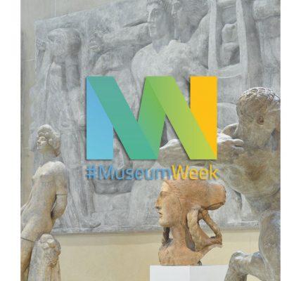 MuseumWeek 2021 LEs musées se déconfinent sur les réseaux sosciaux