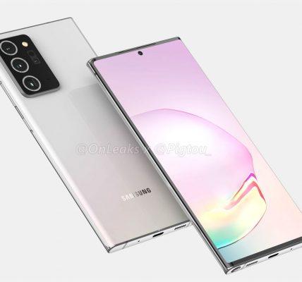Samsung Galaxy Note 20 - LA date de l'Unpacked Evnet 2020 dévoilée