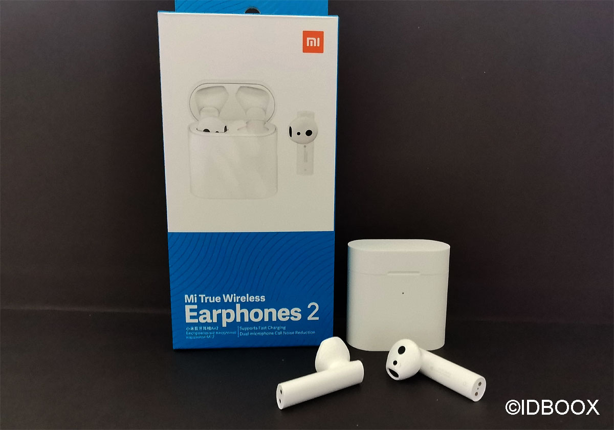 Xiaomi Mi True Wireless Earphones 2 Test des écouteurs sans fil