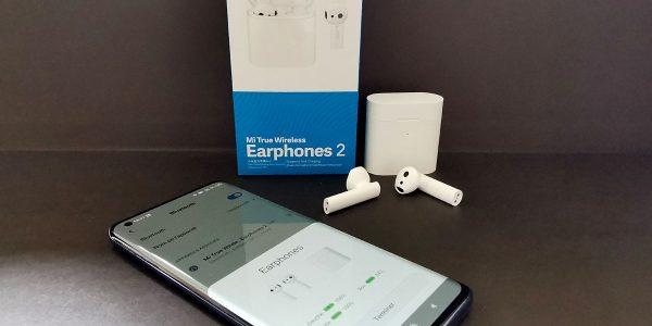 Xiaomi Mi True Wireless Earphones 2 Test des écouteurs sans fil