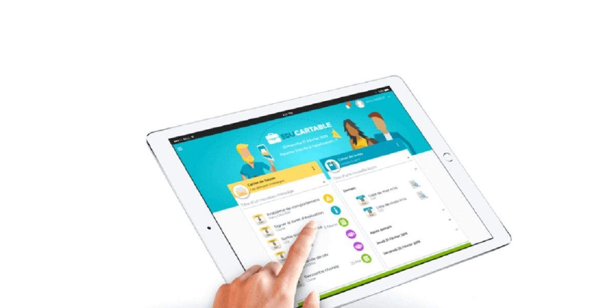 educartable appli gratuite enseignants
