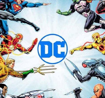 DC comics generique