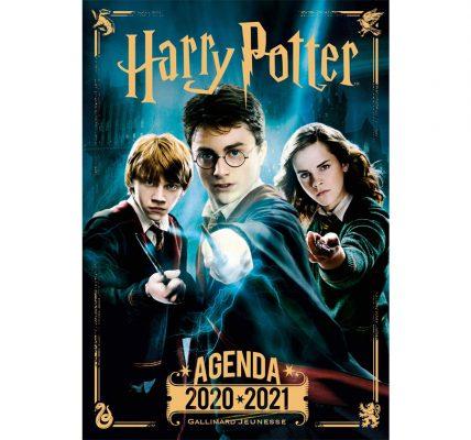 Harry Potter un agenda scolaire 2020 -2021 plein de secrets