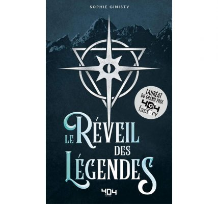 Chronique Livre Fantasy - Le Réveil des légendes Tome 1