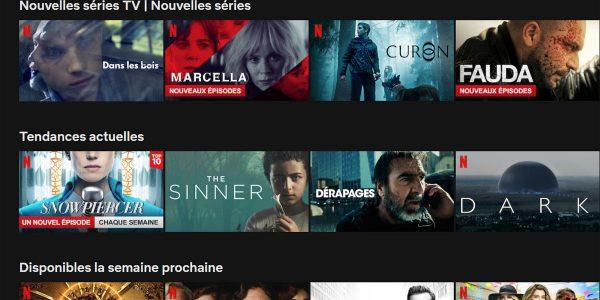 Netflix Comment supprimer un film en cours de lecture