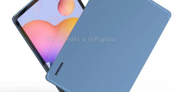 Samsung Galaxy Tab S7 Des visuels dévoilent entièremtn la tablette