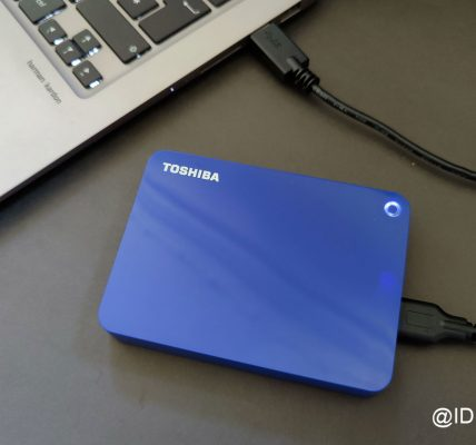 Toshiba Canvio Advance 4To – Test du disque dur externe