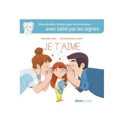 livre langue des signes bebe