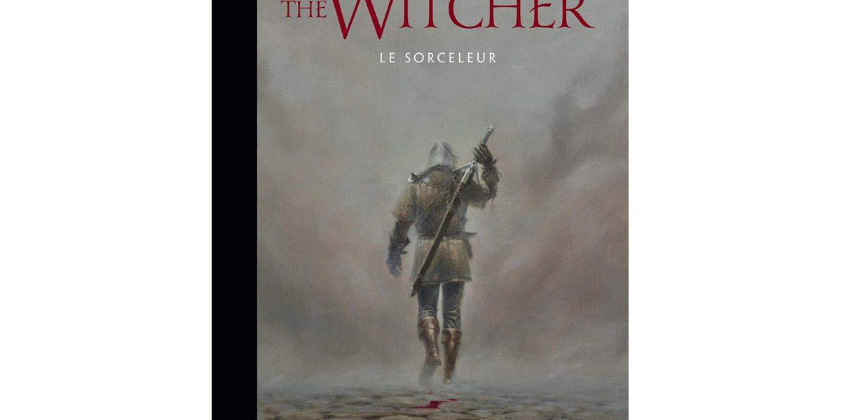 BD The Witcher illustré chez Bragelonne