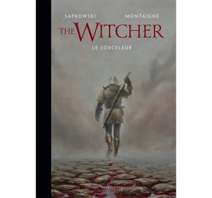 BD The Witcher illustré chez Bragelonne