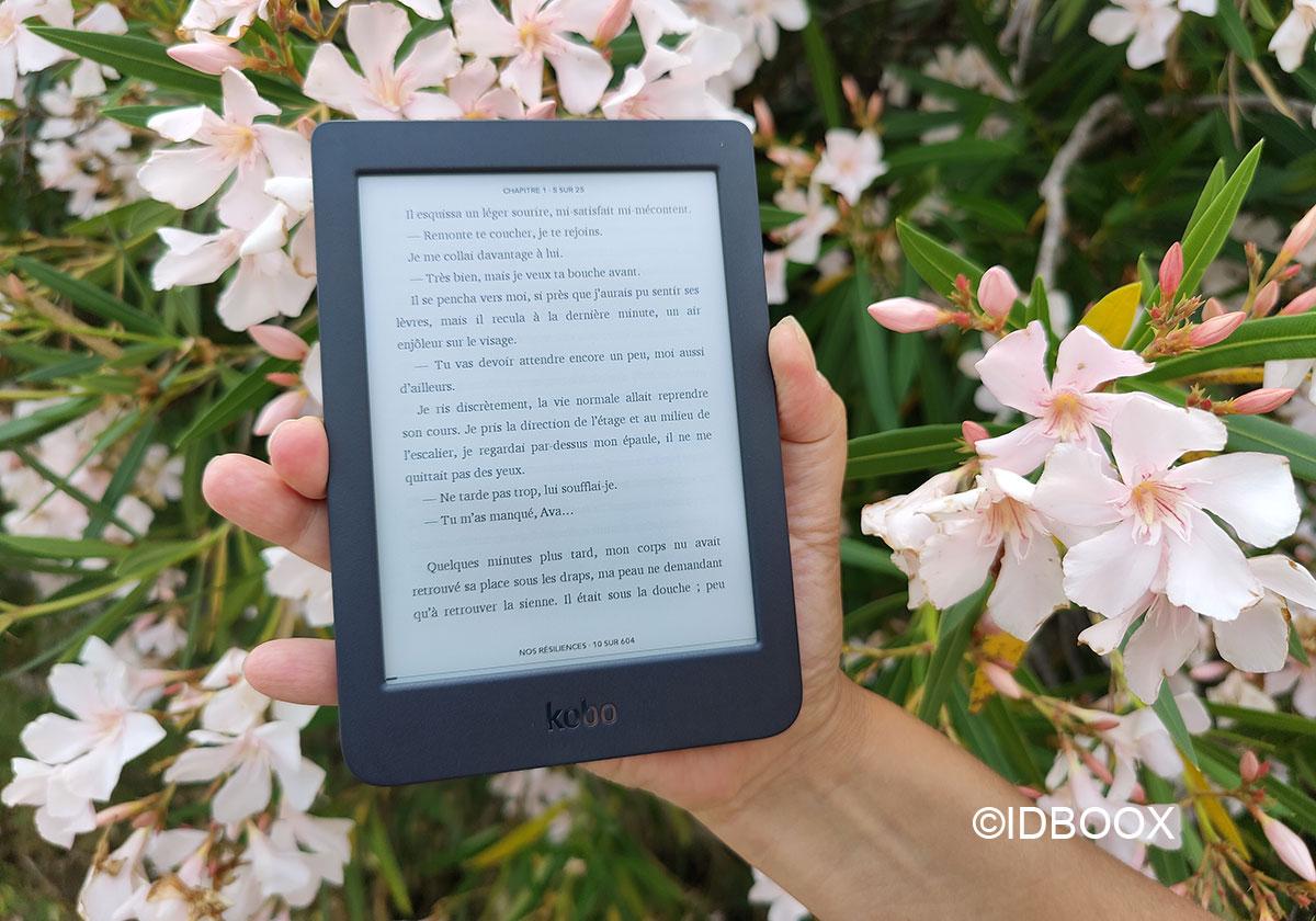 Kobo Nia prise en main de la nouvelle liseuse d'ebooks 2020
