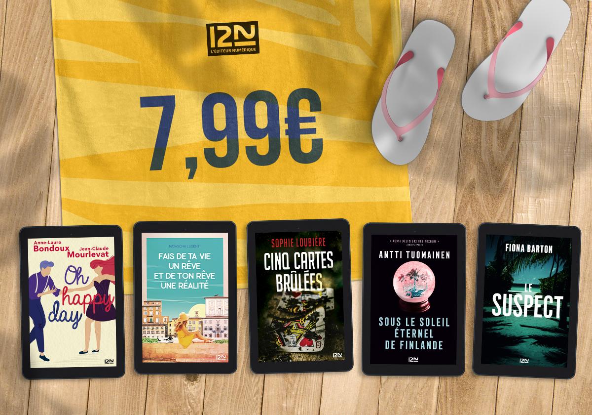 OPE BEST 12 21 ebook Bon plan
