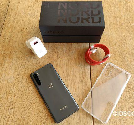 OnePlus Nord prise en main en vidéo