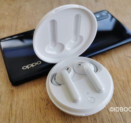 Oppo Enco W31 Test des écouteurs sans fila