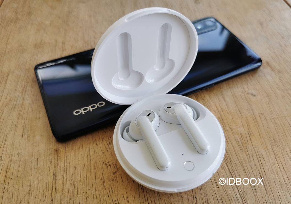 Oppo Enco W31 Test des écouteurs sans fil