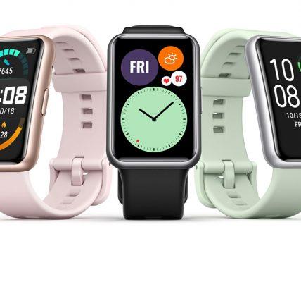 Huawei Watch Fit La montre connectée officielle