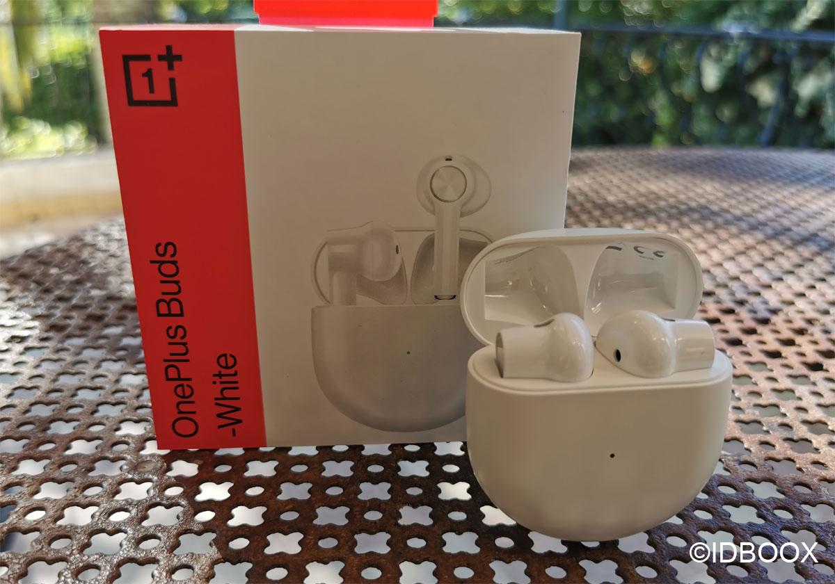 OnePlus Buds Test - Des écouteurs avec des basses puissantes