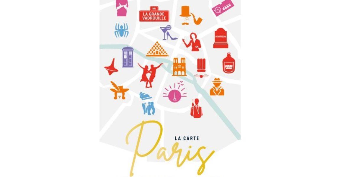 la carte paris fantrippers pop culture