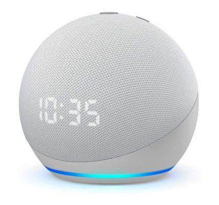 Amazon lance de nouveaux Echo, Echo Dot et Echo Show 10