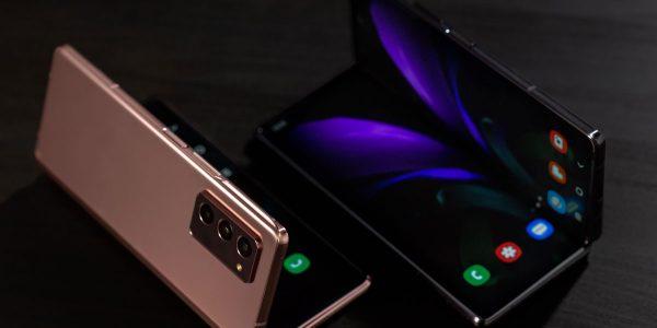 Samsung Galaxy Z Fold 3 - Du changement sur son écran pliable