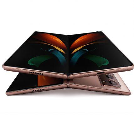 Galaxy Z Fold 3 et Galaxy Z Flip 2 - Les dernières infos