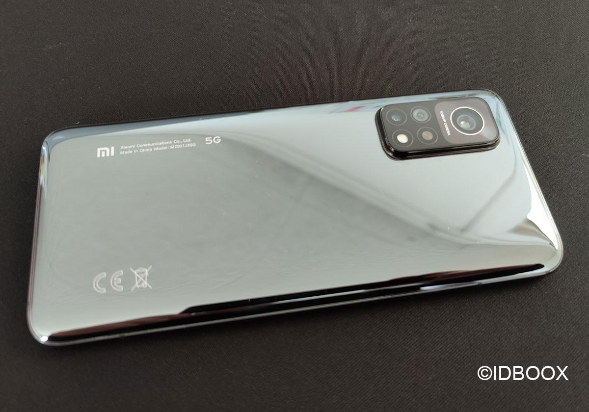 Xiaomi Mi 10T Pro - Découverte et prise en main vidéo de son écran 144Hz