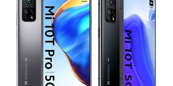 Xiaomi Mi 10T et Mi 10T Pro tous les prix en Europe