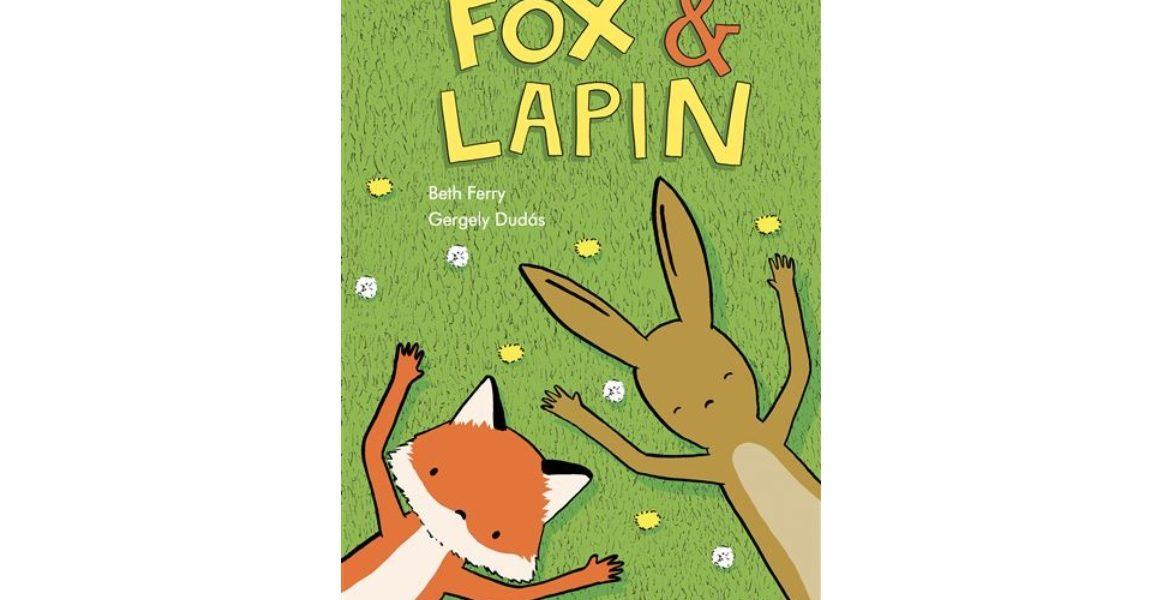 fox et lapin livre enfants