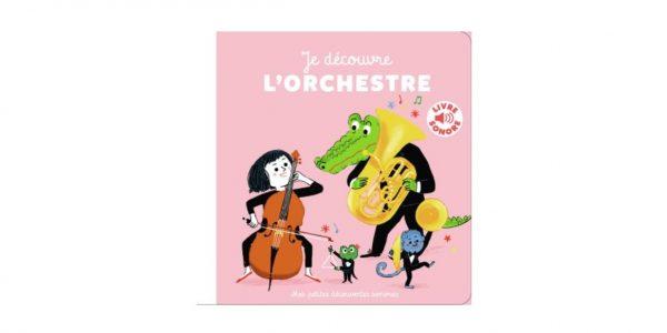 je decouvre l orchestre livre enfant