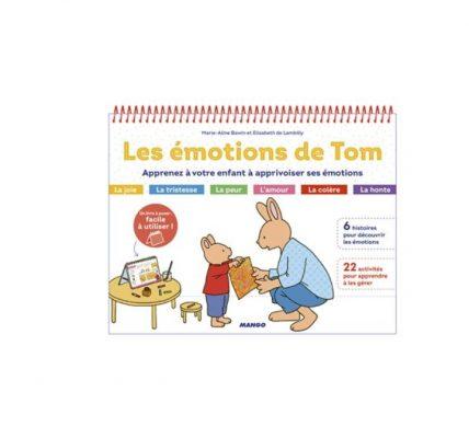 livre les emotions de tom
