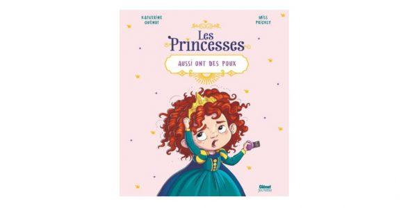 livre les princesses aussi ont des poux
