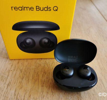 realme Buds Q Test des écouteurs à seulement 30 euros