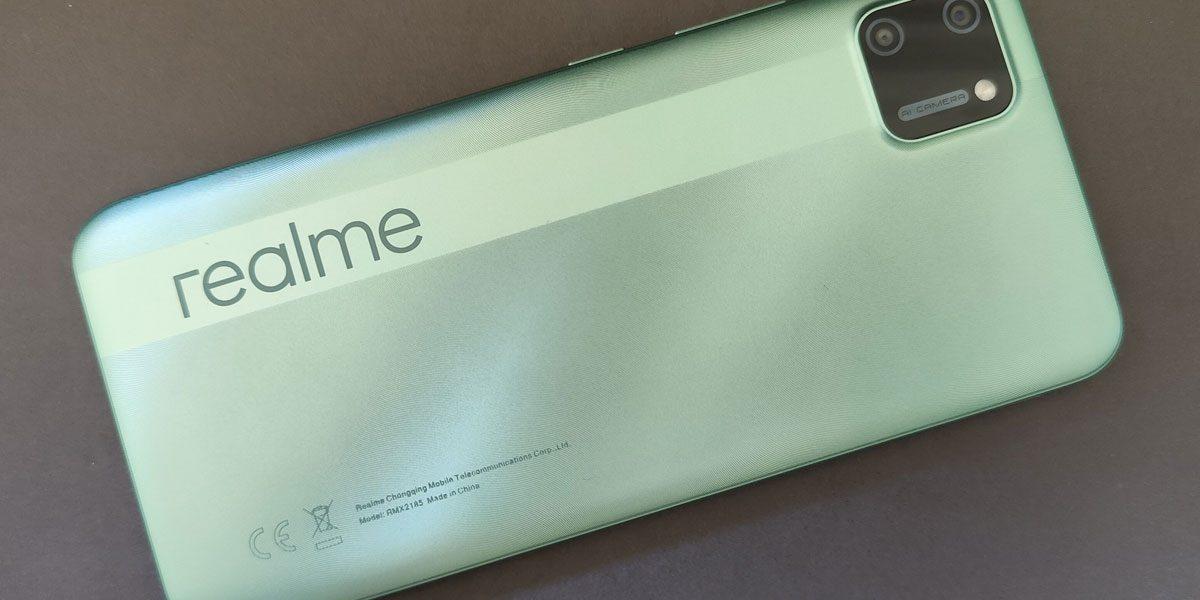 realme C11 Test - smartphone à 119€ rpxi budget