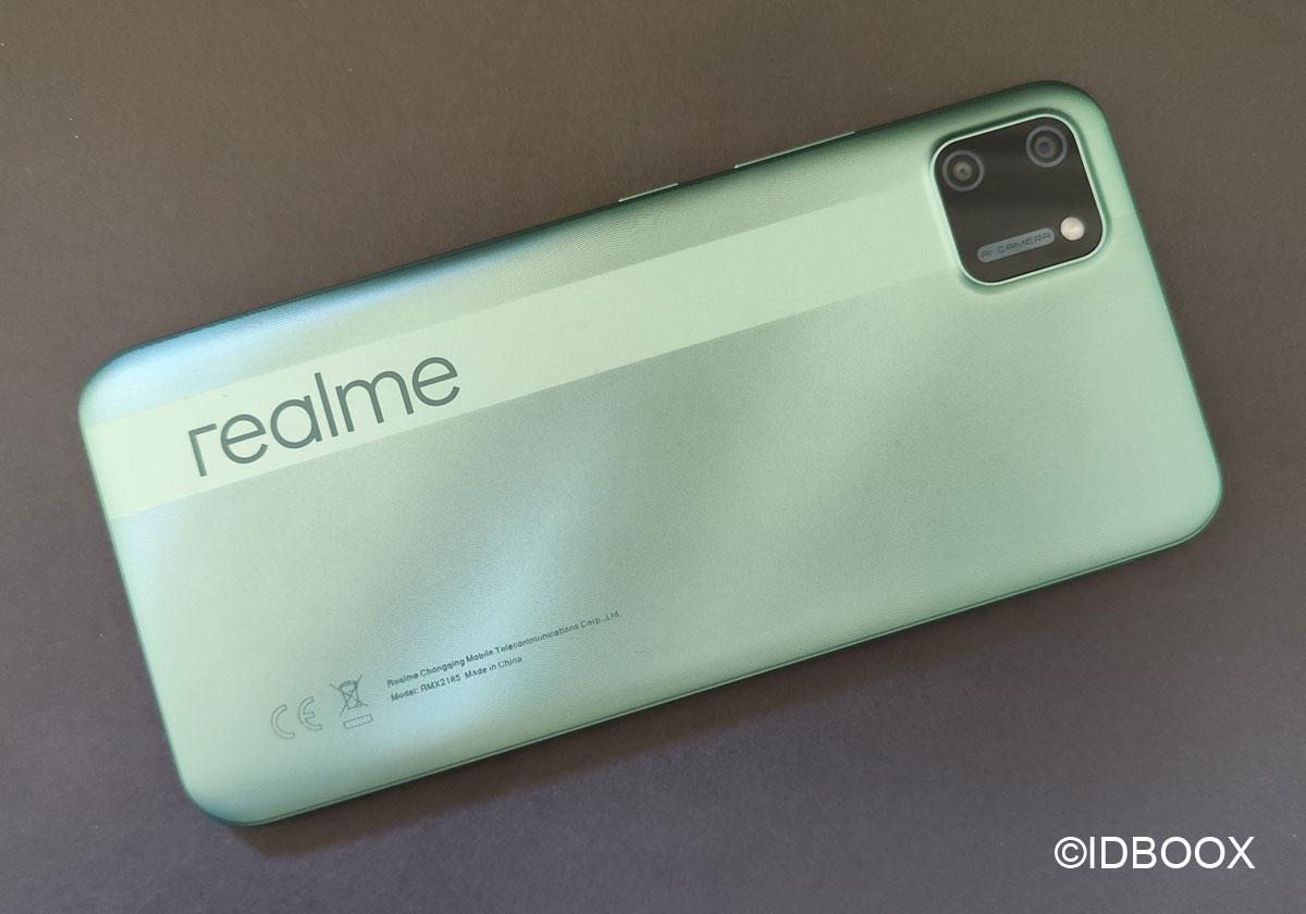 realme C11 Test - smartphone à 119€ prixbudget