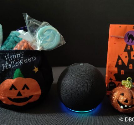 Amazon Echo Dot Quand Alexa fête Halloween