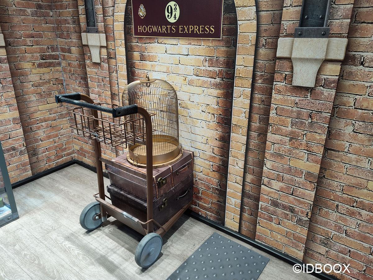 Harry Potter Découverte de la nouvelle boutique JouéClub à Paris