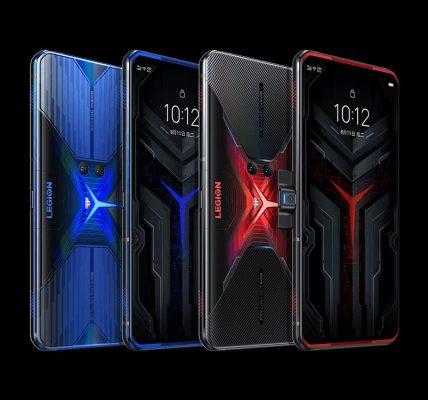 Lenovo Legion Phone Duel sort en France