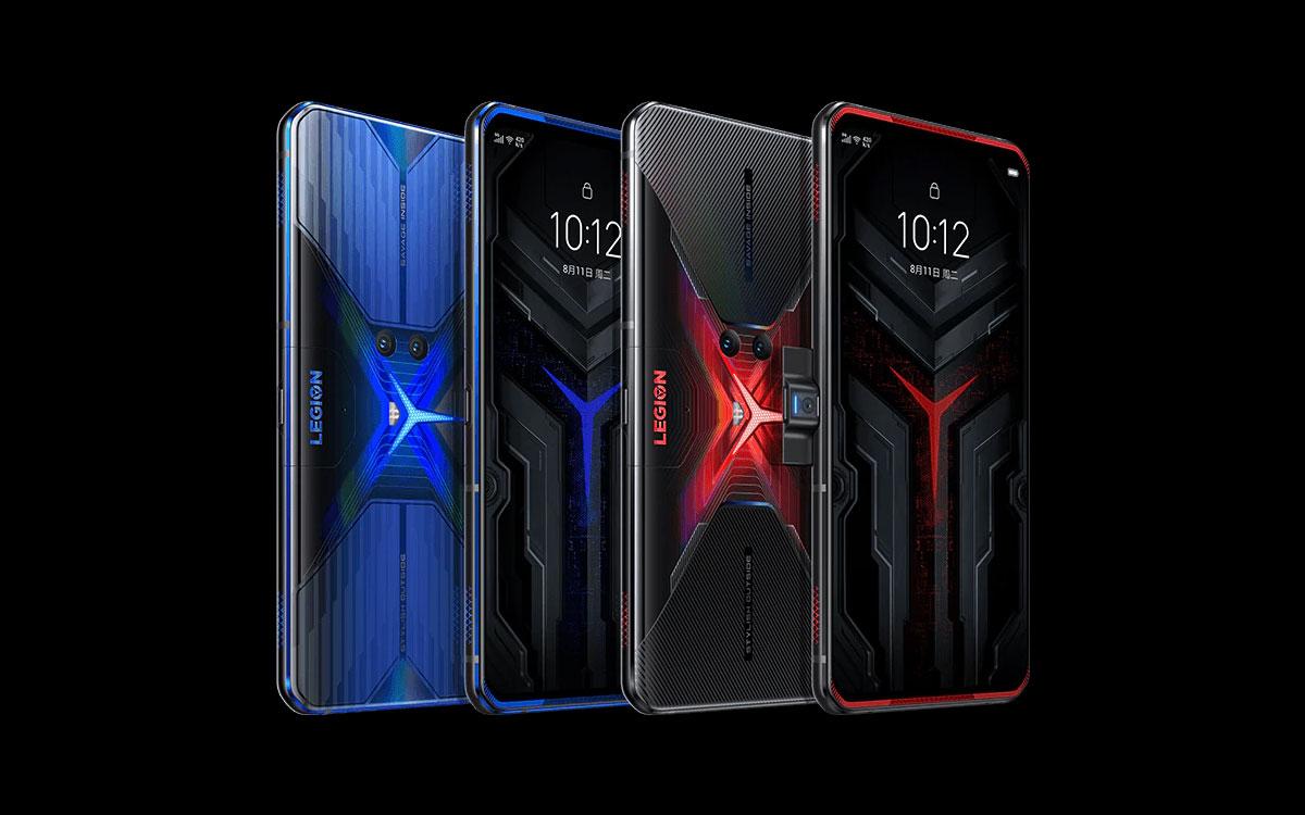 Le Lenovo Legion Phone Duel sort en France