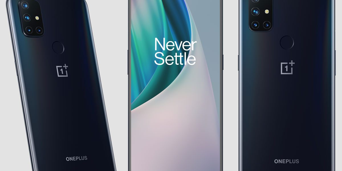OnePlus Nord N10 5G et Nord N100
